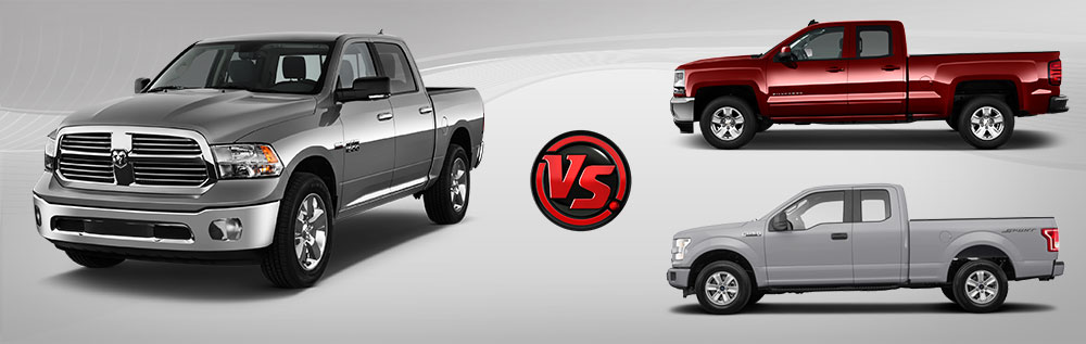 Ford F Vs Dodge Ram   2018/2019 Ford Reviews